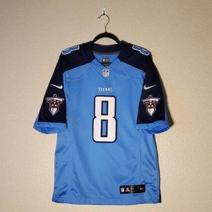 NFL Tennessee Titans Mariota Jersey sz S
